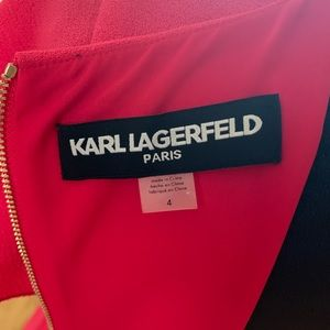 Karl Lagerfeld Dresses - 2/$55 Karl Lagerfeld Interview Dress Size 4